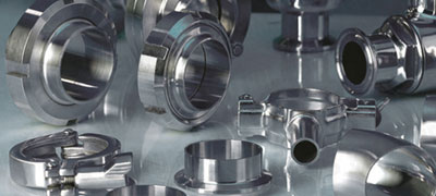 Dairy Fittings, Dairy Fittings Manufacturer, Dairy Fittings Supplier, Dairy Fittings Exporter