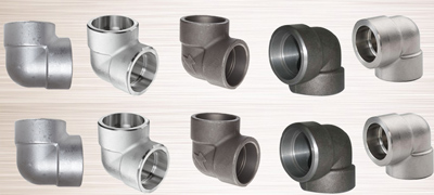 Forged Socket Weld & Threaded Fitting Elbow, Forged Socket Weld & Threaded Fitting Elbow Manufacturer, Forged Socket Weld & Threaded Fitting Elbow Supplier, Forged Socket Weld & Threaded Fitting Elbow Exporter
